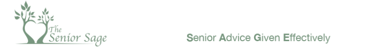 The Senior Sage - Advice for Assisted Living and Skilled Nursing Residence